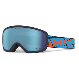 Giro Ringo Goggles Kinder blue rock/vivid royal